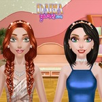 Glitter Girls Makeover
