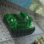 Impossible Track Tank Race Game