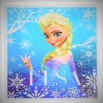 Kids Frozen Puzzle