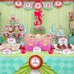 Princess Mermaid Party