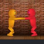 Puppet Wrestling